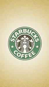 starbucks logo coffee android wallpaper