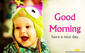 good morning baby images cute angel gm