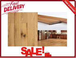 hardwood flooring 3 4 x 21 4 inch red