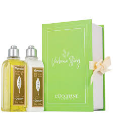verbena story shower gel body lotion duo