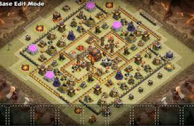 Town Hall 10 Best War Base CoC