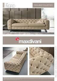 maxdivani catalogs and technical brochures