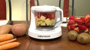 baby brezza baby food maker review