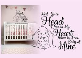 Dumbo Inspired Self Adhesive Vinyl Wall Decal Sticker Transfer Etsy In 2020 Baby Wall Decals Disney Wall Decals Boys Wall Decals
