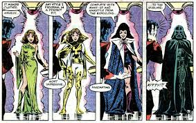 the crazy costumes of kitty pryde