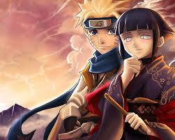 Amazon.com: Naruto Hinata and Naruto Japanese Anime Manga Wall Art Print  Decor 16x20 Inches Print: Posters & Prints