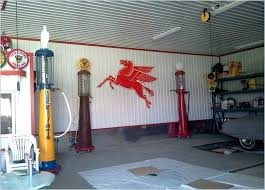 garage interior wall covering amazing