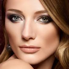 eye makeup green eyes blonde hair 2020