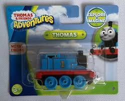 Fisher-Price Thomas The Train Adventures Vehicle Ivan