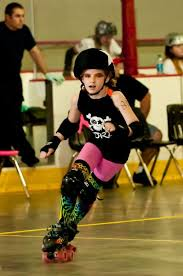 Fridley Whiz Kid: Isabelle West, Roller Derby Phenom | Fridley, MN Patch