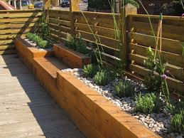 31 simple diy wooden raised planter