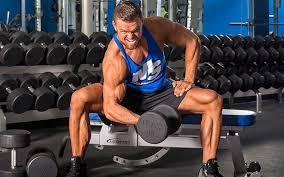 dumbbell only home or gym full body