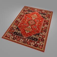 free 3d model carpets rug turbosquid