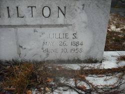 Lillie Iva Smith Hamilton (1884-1958) - Find A Grave Memorial