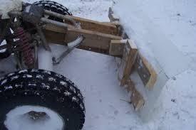 inventorboy s new snow plow