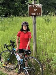 Great Cycle Challenge USA - Riders - Abby Reynolds