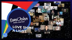 Love Shine A Light performed by the artists of Eurovision 2020 ...
