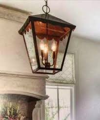 copper lantern pendant lighting copper