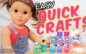 american ideas diy doll crafts
