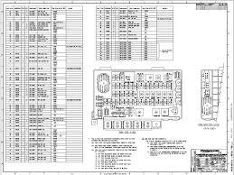 fuse panel diagram 2006 freightliner