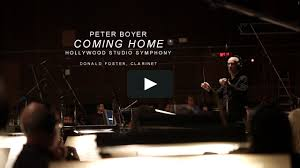 """Peter Boyer: """"Coming Home"""" - Hollywood Studio Symphony on Vimeo"""