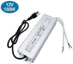 power supply 12v 150w ip67 waterproof