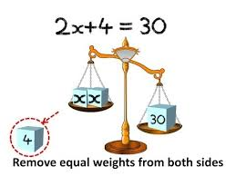 simple equations icse class 7