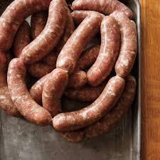 homemade sausage ricardo