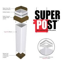Superpost Post Protector