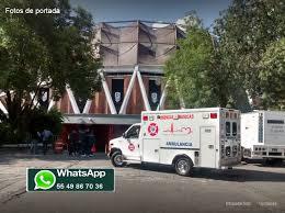 costo de renta de ambulancia – Lienzo Charro de Constituyentes