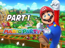 mario party 10 gameplay walkthrough