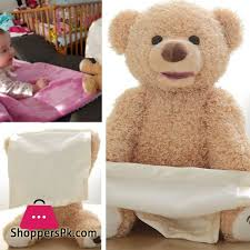 Buy Peek-a-Boo Teddy Bear at Best Price in Pakistan