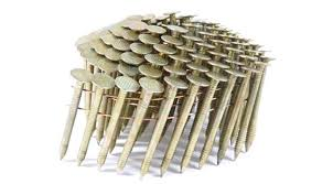 ring galvanized coil roofing nails