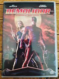 dvd demolidor dublado original no