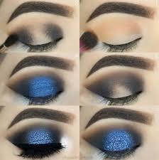 blue eye makeup ideas saubhaya makeup