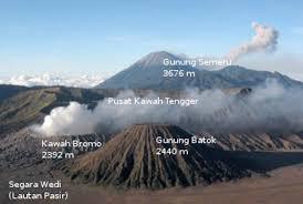 kaskus hot threads puncak gunung tercantik di bumi pertiwi