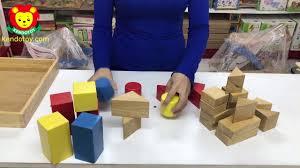 Đồ chơi khối gỗ xếp hình tạo âm thanh mẫu lớn | Đồ chơi, Đồ chơi trẻ em, Gỗ