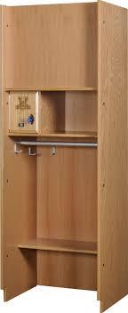 ADA Wood Lockers