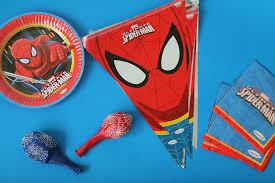 Detalles Para Una Fiesta De Cumpleanos Nino Tematica Spiderman