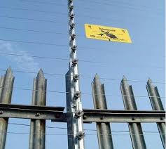 Electrified Security Fencing Pulse Secure Electric Fence