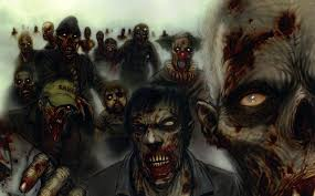 451 Zombie Hd Wallpapers Background Images Wallpaper Abyss