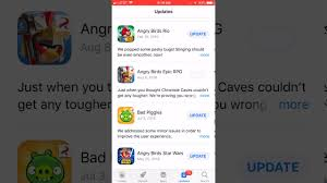 Angry birds got removed from the App Store - YouTube