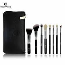 good quality soft hair makeup brush set