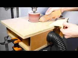 diy drum sander for drill press you