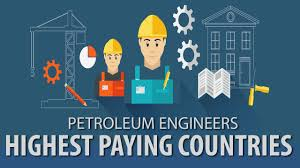 Highest Paying Countries for Petroleum Engineers (Petroleum ...