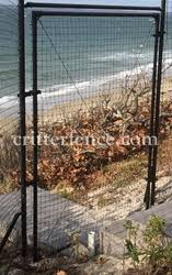 Deer Fence Gates