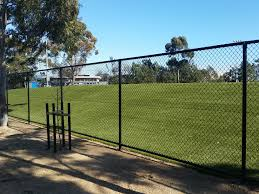 Chain Link Fencing Materials Manufactured At Otter Fencing