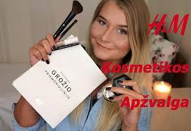 h m makeup haul review