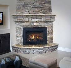 corner fireplace ideas elegant top 70