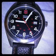 swiss army watch 24108